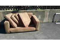 J.lewis 2 seater sofa