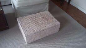 Lombok underbed storage basket