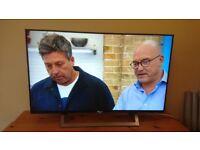 "Sony 43"" KDL-43WD756 1080p Full HD Ultra Thin LED TV Energy Class A. £260"