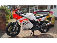 Yamaha RD 350 F2 YPVS FII LC 1990 H Reg good condition full MoT for sale  Lincoln, Lincolnshire