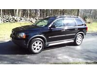 Volvo XC90 4x4 7 seater off road family car Diesel Black Automatic XC 90 7 seats