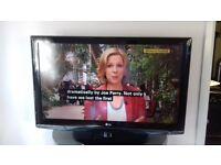 LG 42 inch HD TV