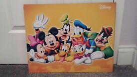 Mickey mouse and gang picture