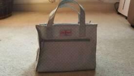 Gorgeous Cath Kidston grey, spotty bag