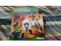 Lego Ninjago Box set with figures