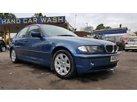 2003 BMW 318i PETROL ENGINE MANUAL BARGAIN £598 NO OFFERS OR PENNY LESS ANSWER IS NO