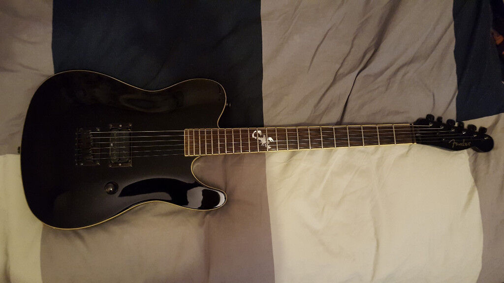Fender Telecaster Esquire Custom Scorpion
