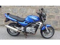 Kawasaki ER5, 2006, 19K miles, years MOT