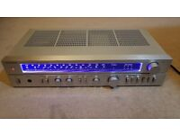 Vintage Technics Stereo Amplifier Receiver SA-140L Fully Serviced