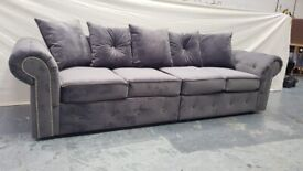 Free shipping available on AshwinCorner Sofa suite