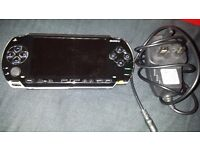 Psp fully working with a charger