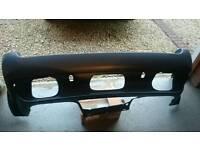 BMW x5 rear bumper
