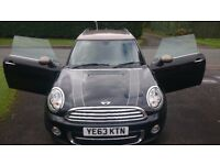 Excellent example of a Mini Cooper D Clubman Ltd Edition Bond St.Very low milage, One owner, FSH