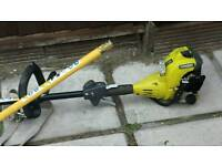 Ryobi petrol strimer multi tool