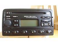 Ford Radio 6000 cd player