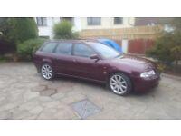 Audi a4 advant 1.8t