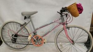 24 inch Junior / Ladies Your height: 40 to 52 Hybrid Road Bikes Vintage 1980s Huffy Capri 10 Speed Street