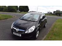 VAUXHALL CORSA,1.3ACTIVE CDTi,2009,Alloys,Air Con,Electric Windows,Full Service History,£30 Road Tax