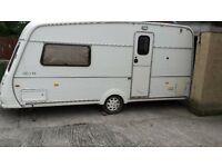 I'm sell caravan good condition 2,-3 beth