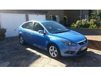 Ford focus 2009 1.6 automatic