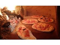 Pizza wood oven from NAPLES