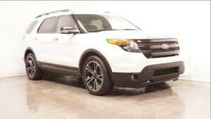 2014 Ford Explorer Sport 350 HP, Hitch, Pano, GPS