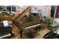 R Gors & Kallman Rosewood Baby Grand Piano by Sherwood Phoenix Pianos