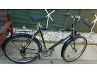 Vintage military bike working order