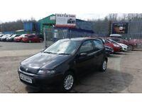 2003 (03 reg) Fiat Punto 1.2 Active Sport 3dr Hatchback SMALL ENGINE FOR SALE £395 MOT TILL 27/07/18