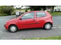 Fiat punto 1.2 2003 98k