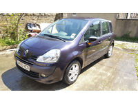 2010 Renault GRAND MODUS. 5 SEATER. ONLY 46,000 MILES. 12 MONTHS MOT.