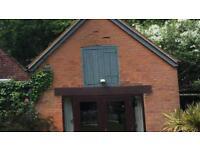 Reclaimed farmhouse red imperial bricks Bursledon