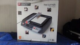 Compact Tile cutter /Tile saw as new