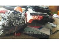 Large bundle of size 8 summer clothes