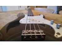 Encore P Bass Guitar