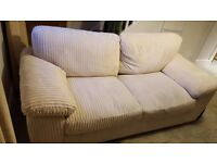 Like New Harveys 3 Seater Sofa and Love Seat