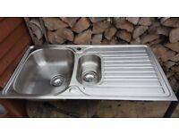 Kitchen Sink Stainless Steel Brand new