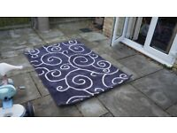 modern pattern carpet 1