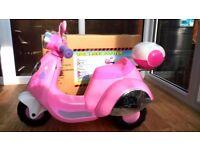 girl's mini scooter