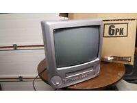 TV/VHS Player