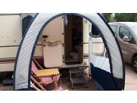 suncamp scenic caravan awning