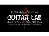 Guitar Lab | Learn Guitar The Right Way... And At The Right Price!