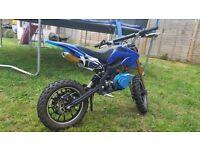 50cc dirt bike (swap)