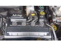 Mini One R50/R52 1.6 Bare Petrol Engine W1016BA - 30 Days Warranty