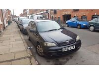 vauxall astra 1.6 petrol