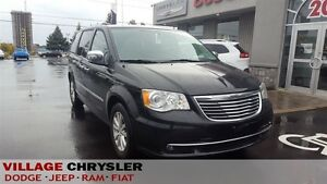 2016 Chrysler Town & Country LIMITED,SAFETY TECH,BLIND SPOT,DUAL
