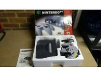 Nintendo 64 console + controller (EU plug)
