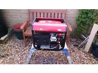 Petrol generator key start 110/230