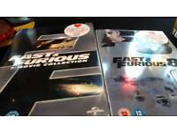 fast and furious movies 1-8
