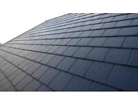 Roof repairs, slated and tiled roof, flat roofing, guttering, flashings, and velux windows.